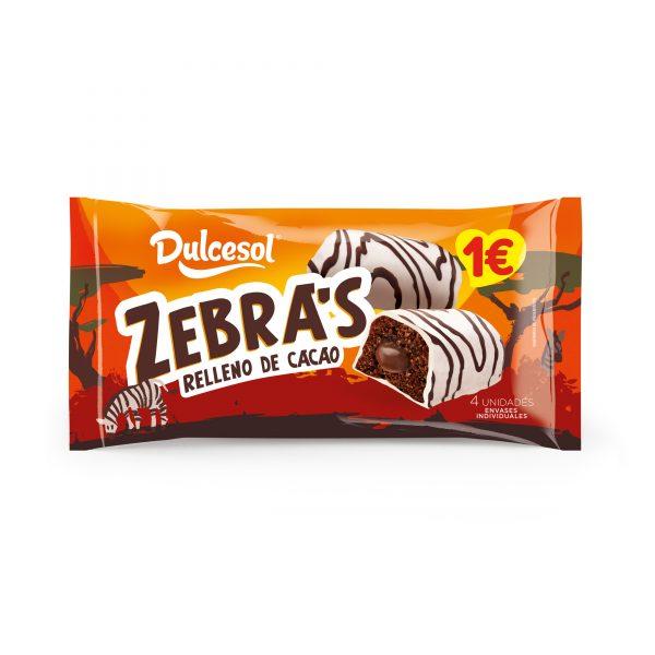 Zebras cacao