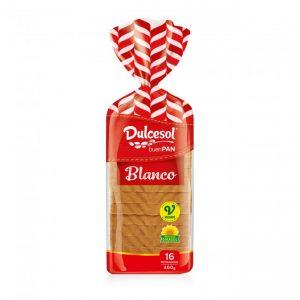 Pan blanco Dulcesol