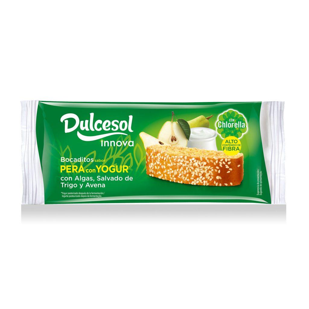 Bocaditos yogur Innova