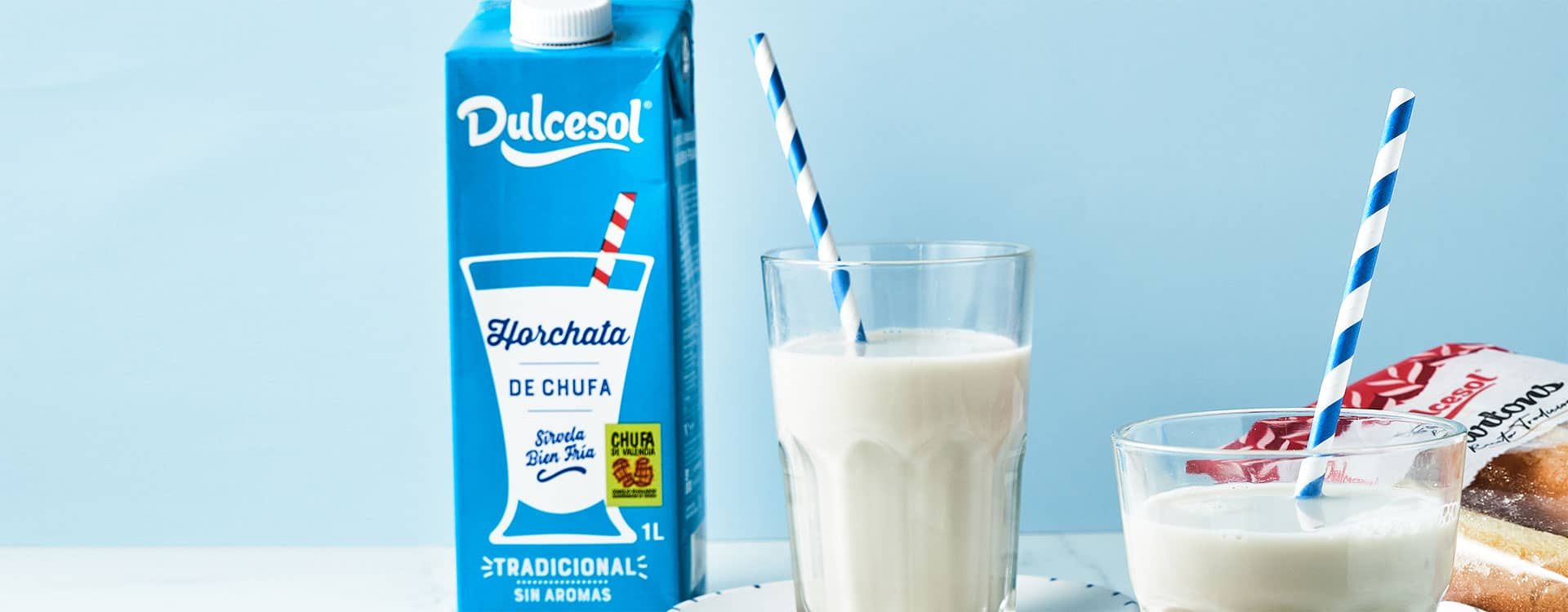 Dulcesol Horchata + Fartons