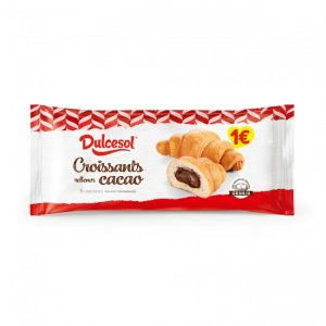 Croissant cacao 5u