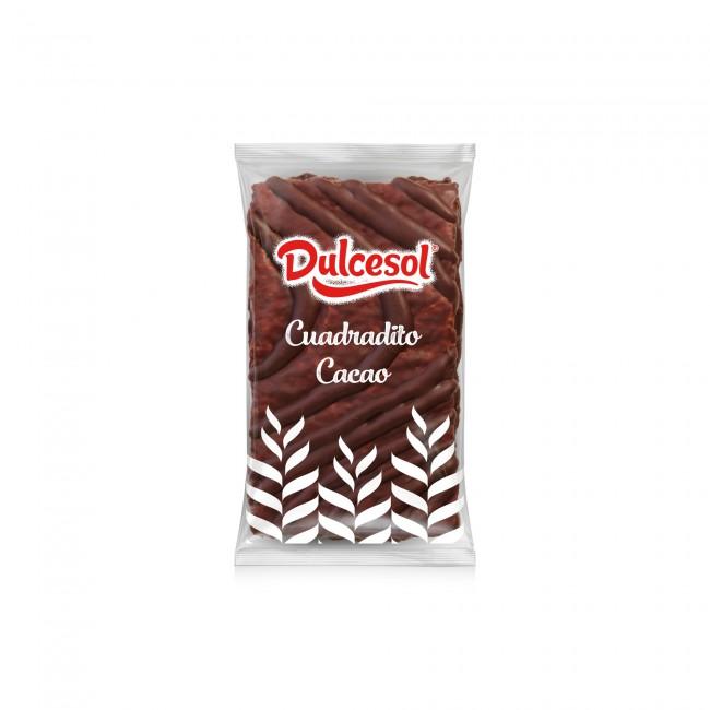 Cuadraditos nata al cacao Caja 2Kg