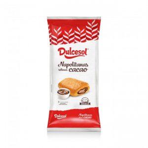 Napolitanas cacao 8u