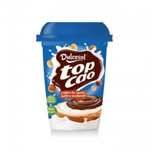 Top Cao leche y avellanas 500g