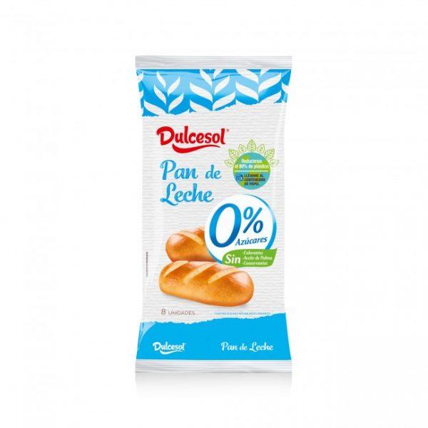 Pan de leche 0% azúcares