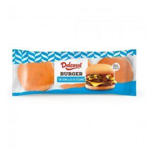 Burger 6u sin sesamo