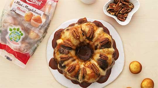 Mini Muffin Pudding Dulcesol