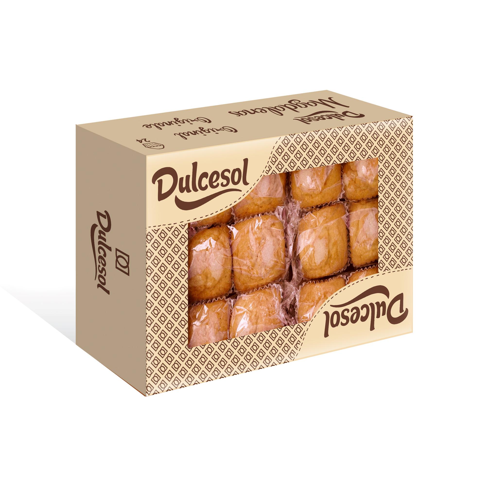Cupcakes quadrati 700g