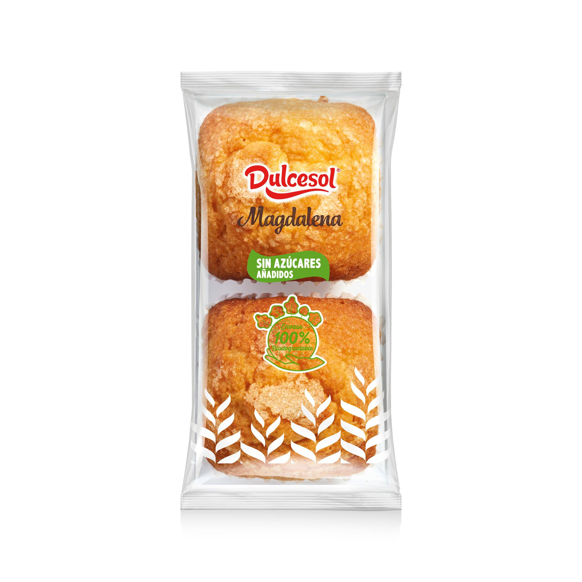 Cupcake quadrato senza zucchero 2u Box - 1.5kg