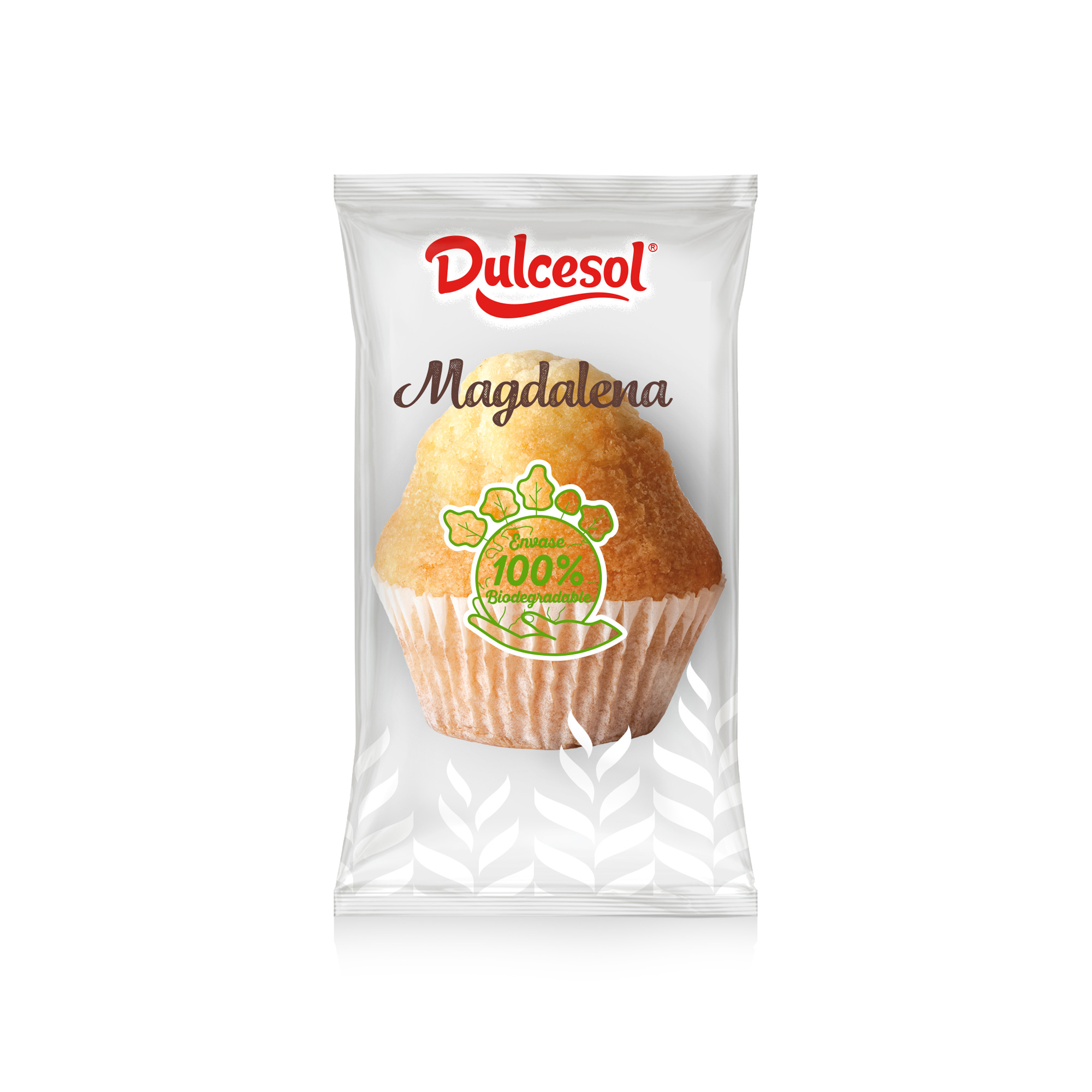 Magdalenas redondas - Caja 1.4Kg