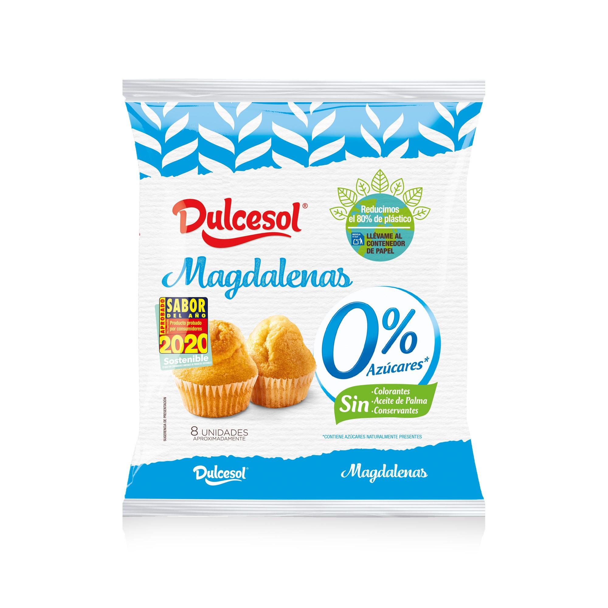 Muffin senza zuccheri aggiunti