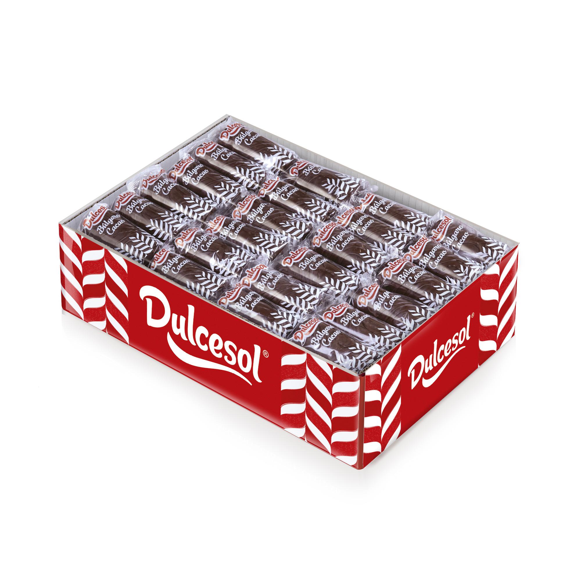 Búlgaros de cacao - Caja 2Kg
