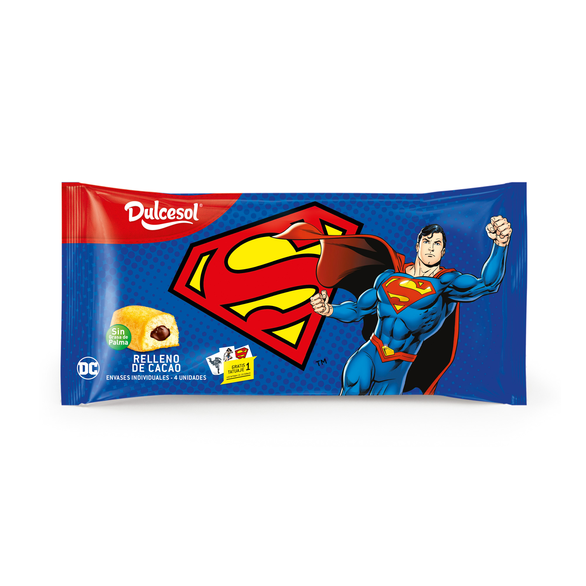 Cupcakes Superman 4u