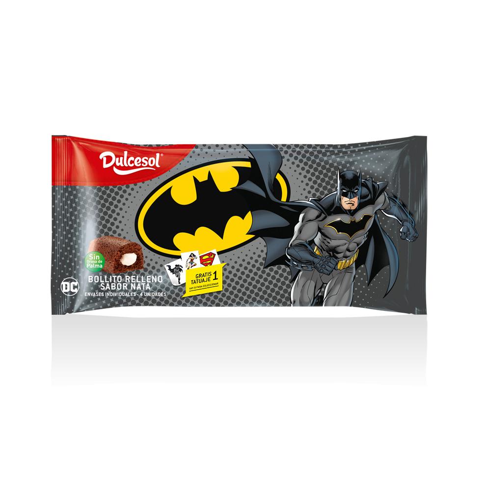 Pastelitos Batman 4u