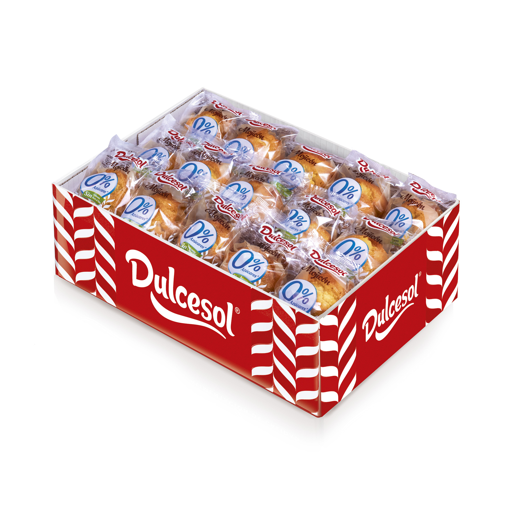 Mojicón senza zuccheri aggiunti - Box 1.8Kg