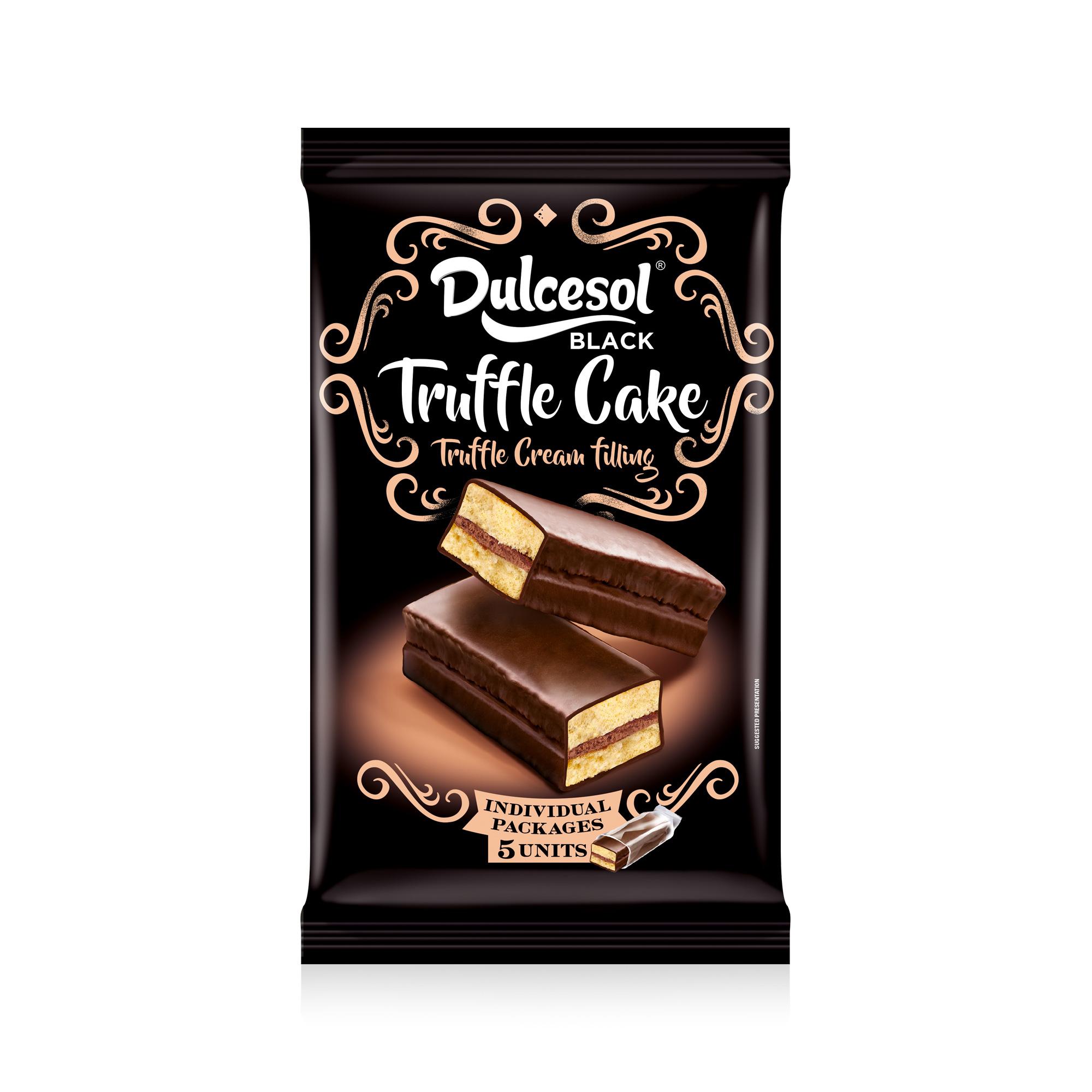 Gâteau aux truffes 5u