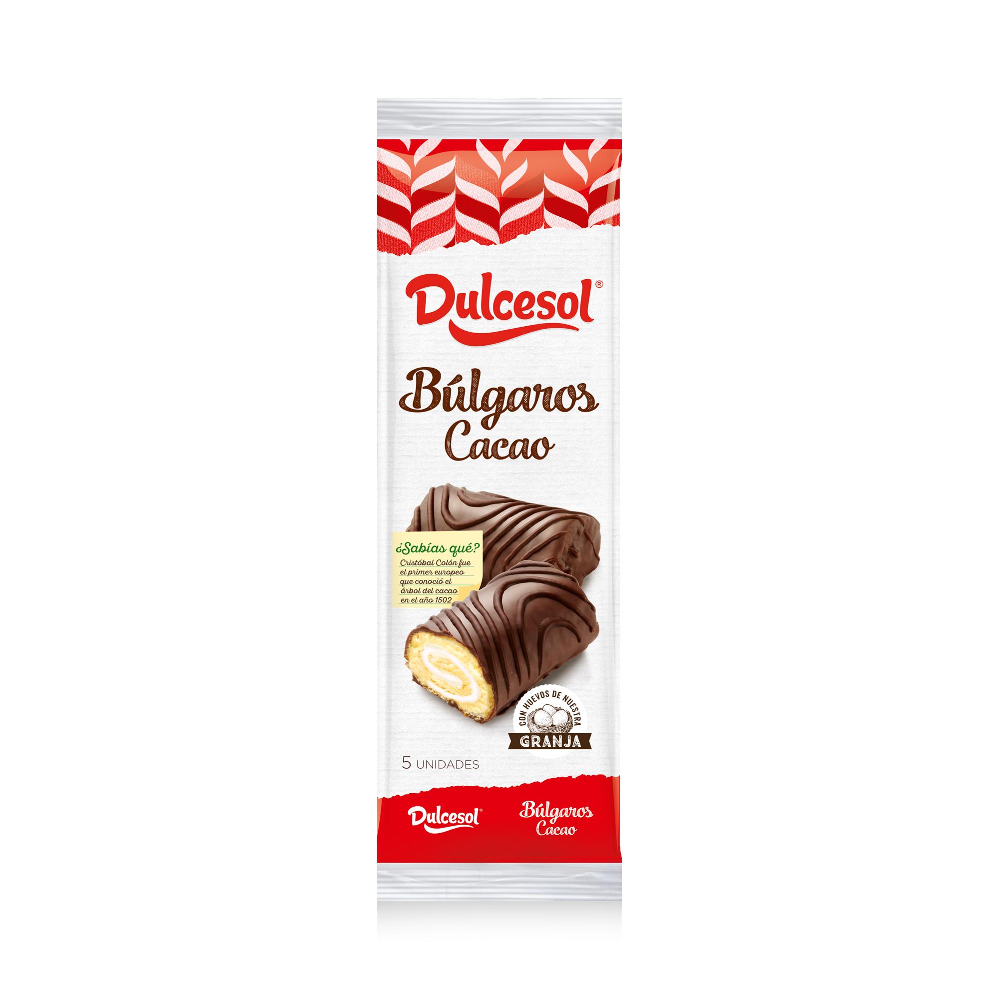 Búlgaros cacao 5u