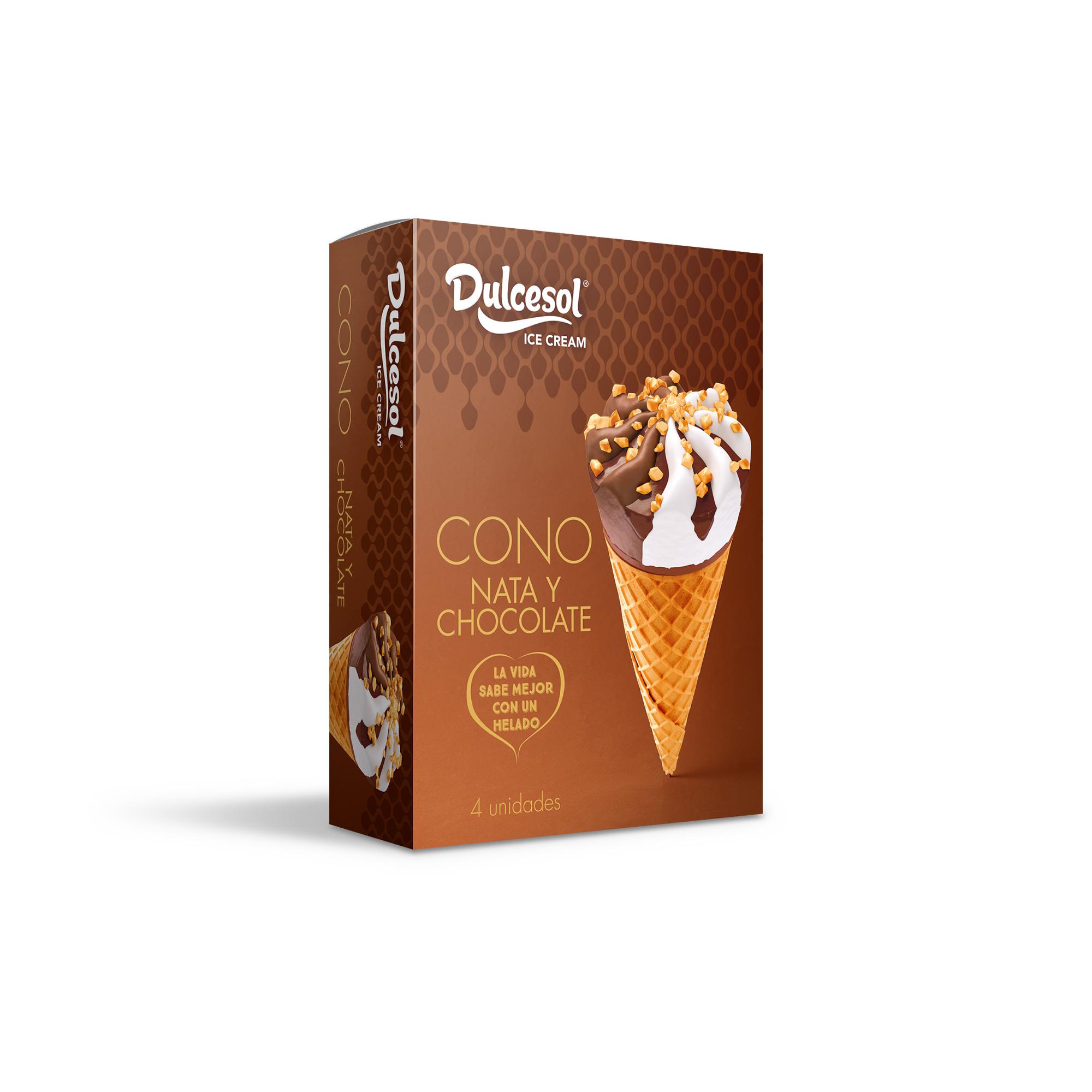 CONO NATA CHOCOLATE 4u