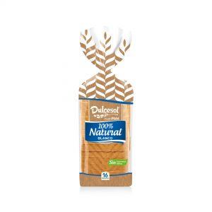 100% natural bread